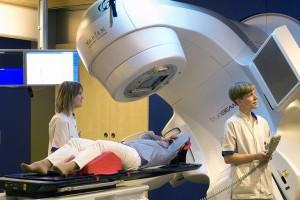 Radiotherapie behandeling
