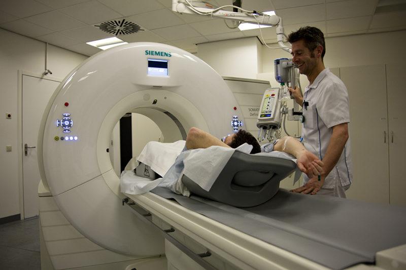 Radiologie onderzoek