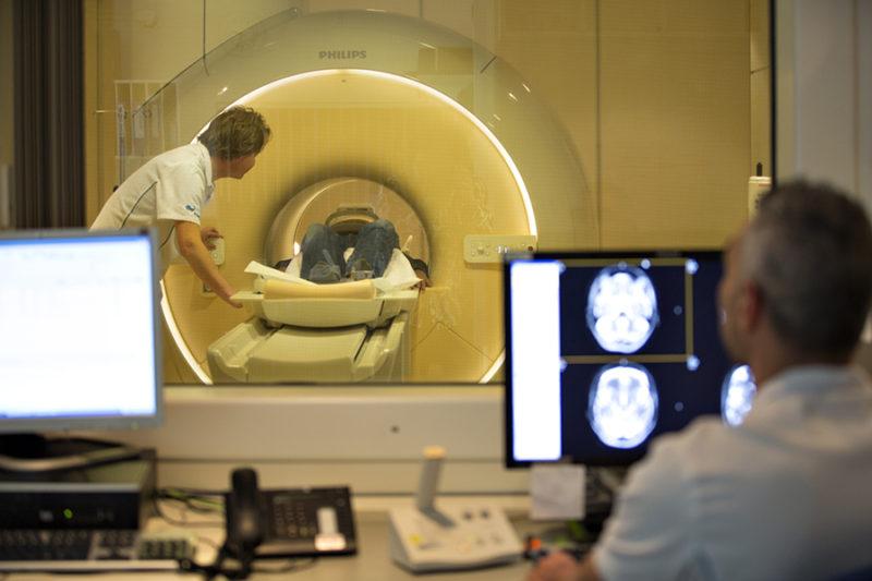 Radiologie odnerzoek door een specialist